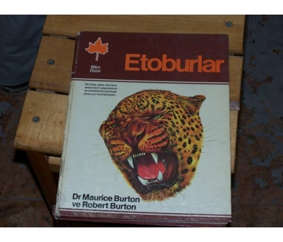 İLKSAHAF&ETOBURLAR-DR MAURICE BURTON-ROBERT BURT