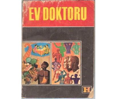 İLKSAHAF&EV DOKTORU-DR.RAUF SEZER-HÜRRİYET NEŞRİ