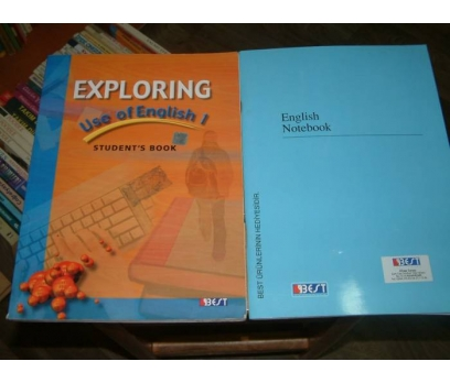 İLKSAHAF&EXPLORING - STUDENT'S BOOK VE NOTEBO