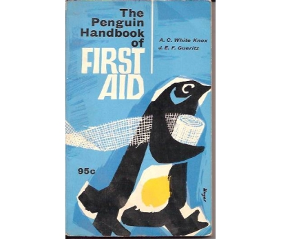 İLKSAHAF&FIRST AID-A.C.WHITE KNOX-1961-İNGİLİZCE