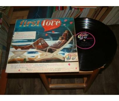 İLKSAHAF&FIRST LOVE 1-LP PLAK