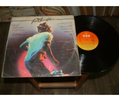 İLKSAHAF&FOOTLOOSE-ORIGINAL MOTION PICTURE-LP PL