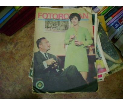 İLKSAHAF&FOTOROMAN HAFTALIK MECMUA-S:200-1968