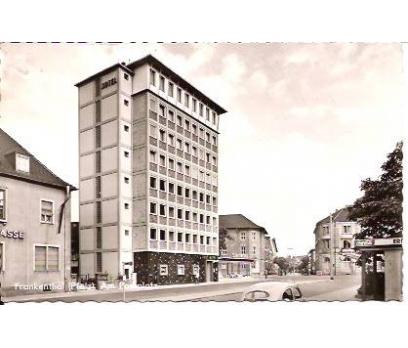 İLKSAHAF&FRANKENTHAL AM POSTPLAZ-KARTPOSTAL-1966