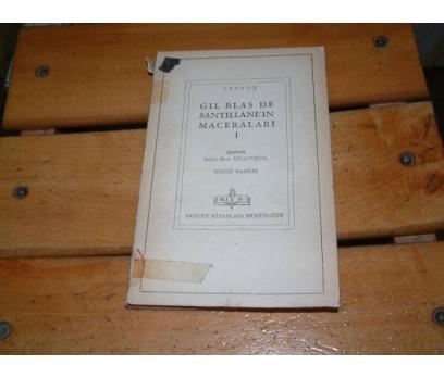 İLKSAHAF&GIL BLAS DE SANTILLANE'IN MACERALARI