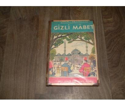 İLKSAHAF&GİZLİ MABET-ÖMER SEYFETTİN