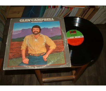 İLKSAHAF&GLEN CAMPBELL-OLD HOME TOWN-LP PLAK