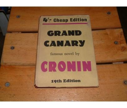 İLKSAHAF&GRAND CANARY - A J CRONIN