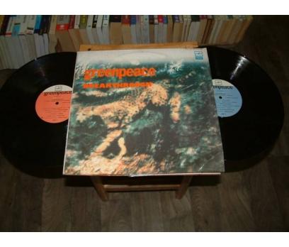 İLKSAHAF&GREENPEACE-BREAKTHROUGH-LP PLAK