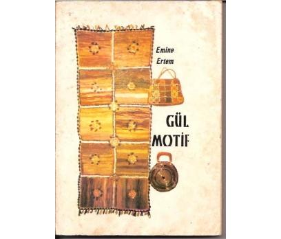 İLKSAHAF&GÜL MOTİF-EMİNE ERTEN-1983-İMZALI