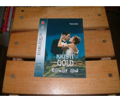 İLKSAHAF&HARLEQUİN-YASEMİN-SANAL AŞK-KRISTI GOLD