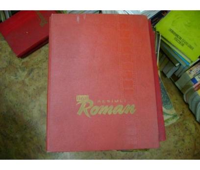 İLKSAHAF&HAYAT RESİMLİ ROMAN 1-23 SAYILAR 1965