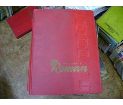 İLKSAHAF&HAYAT RESİMLİ ROMAN 23-44 SAYILAR 1965