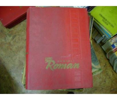 İLKSAHAF&HAYAT RESİMLİ ROMAN 27-52 SAYILAR 1966