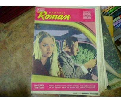 İLKSAHAF&HAYAT RESİMLİ ROMAN MECMUASI-1966-S:32