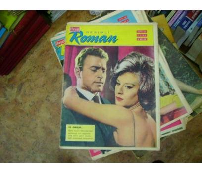 İLKSAHAF&HAYAT RESİMLİ ROMAN MECMUASI-1966-S:35
