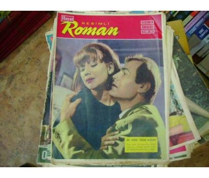 İLKSAHAF&HAYAT RESİMLİ ROMAN MECMUASI-1966-S:41