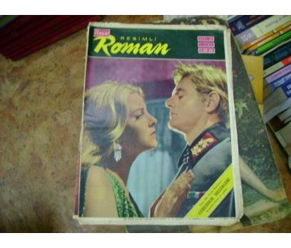 İLKSAHAF&HAYAT RESİMLİ ROMAN MECMUASI-1966-S:42