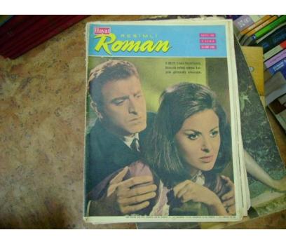 İLKSAHAF&HAYAT RESİMLİ ROMAN MECMUASI-1966-S:43