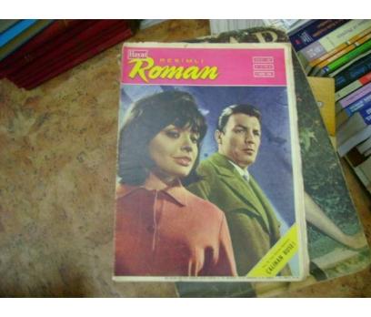İLKSAHAF&HAYAT RESİMLİ ROMAN MECMUASI-1966-S:45
