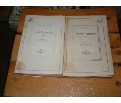 İLKSAHAF&HENRY ESMOND-CİLT 2-3