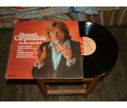 İLKSAHAF&HOWARD CARPENDALE-LP PLAK