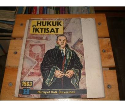 İLKSAHAF&HUKUK VE İKTİSAT-HÜRRİYET HALK ÜNİVERSİ