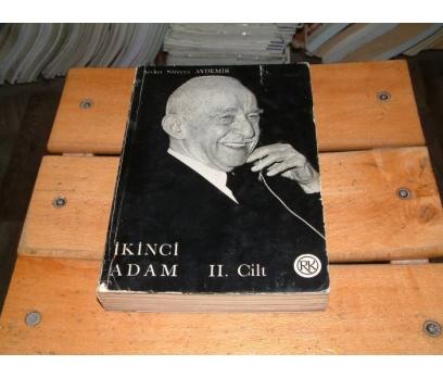İLKSAHAF&İKİNCİ ADAM İSMET İNÖNÜ-CİLT 2