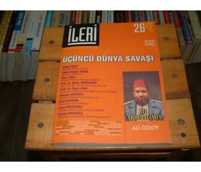 İLKSAHAF&İLERİ DERGİSİ-SAYI 26-2005