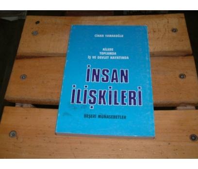 İLKSAHAF&İNSAN İLŞKİLERİ-CİHAN YAMAKOĞLU