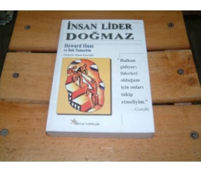 İLKSAHAF&İNSAN LİDER DOĞMAZ