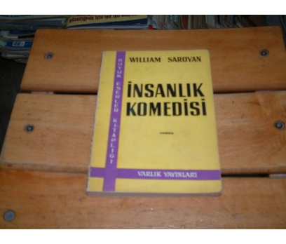 İLKSAHAF&İNSANLIK KOMEDİSİ-WILLIAM SAROYAN