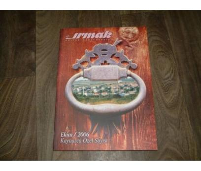 İLKSAHAF&IRMAK DERGİSİ-EKİM 2006