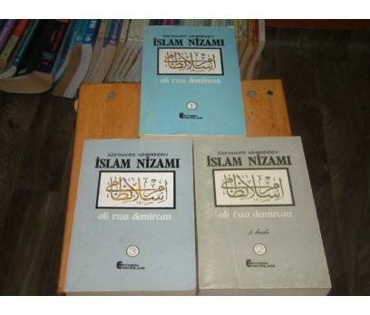 İLKSAHAF&İSLAM NİZAMI - ALİ RIZA DEMİRCAN