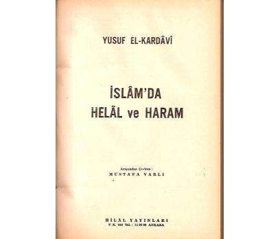 İLKSAHAF&İSLAMDA HELAL VE HARAM<p>YUSUF