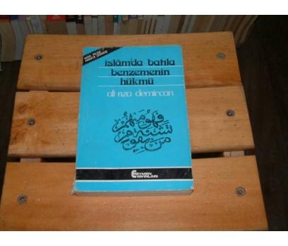 İLKSAHAF&İSLANDA BATILA BENZEMENİN HÜKMÜ