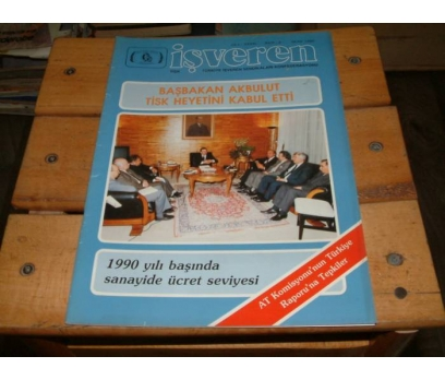 İLKSAHAF&İŞVEREN DERGİSİ-CİLT 28-SAYI 4