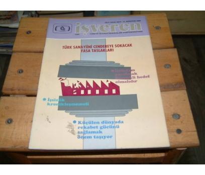 İLKSAHAF&İŞVEREN DERGİSİ-CİLT 32-SAYI 11