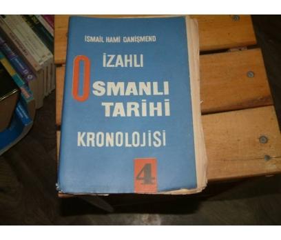 İLKSAHAF&İZAHLI OSMANLI TARİHİ KRONOLOJİSİ