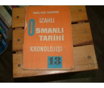 İLKSAHAF&İZAHLI OSMANLI TARİHİ KRONOLOJİSİ SAY