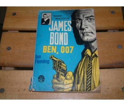 İLKSAHAF&JAMES BOND BEN 007-IAN FLEMİNG