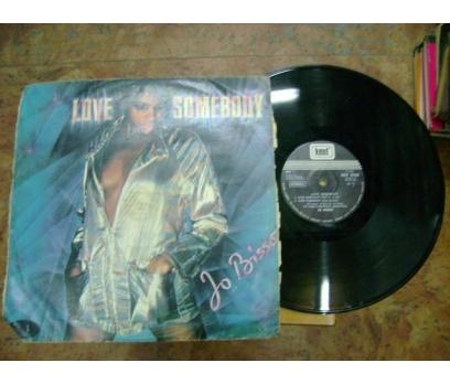 İLKSAHAF&JO BISSO-LOVE SOMEBODY---LP--