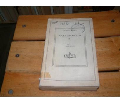 İLKSAHAF&KARA MANASTIR 2-ALADAR KUNCZ