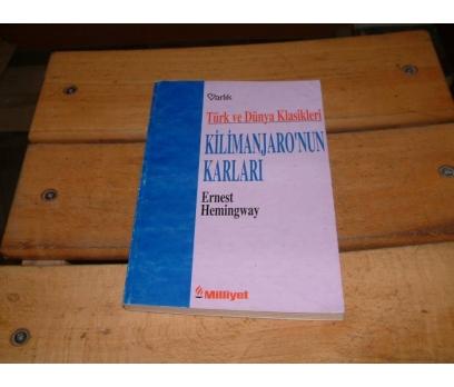 İLKSAHAF&KİLİMANJARO'NUN KARLARI-ERNEST HEMİN