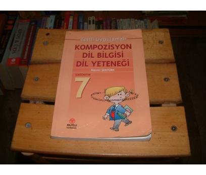 İLKSAHAF&KOMPOZİSYON DİL BİLGİSİ DİL YETENEĞİ 7