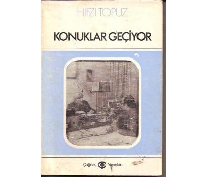 İLKSAHAF&KONUKLAR GEÇİYOR-HIFZI TOPUZ-1975