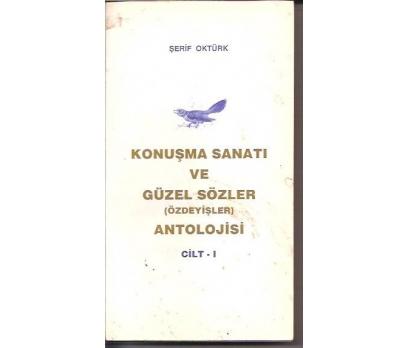 İLKSAHAF&KONUŞMA SANATI VE GÜZEL SÖZLER ANTOLOJİ