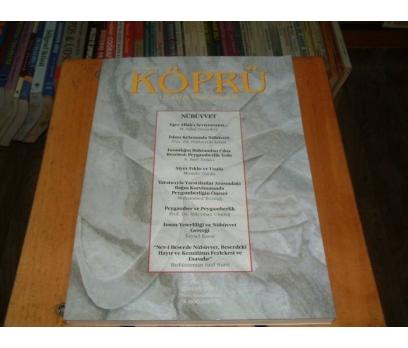 İLKSAHAF&KÖPRÜ - BAHAR 2001 - SAYI/74