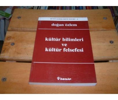 İLKSAHAF&KÜLTÜR BİLİMLERİ VE KÜLTÜR FELSEFESİ