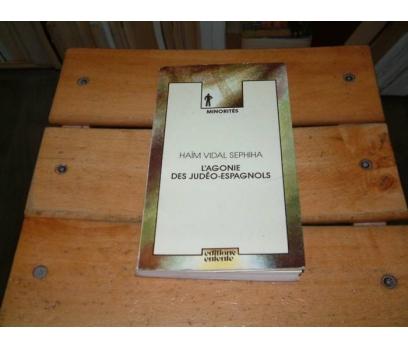 İLKSAHAF&L'AGONIW DES JUDEO ESPAGNOLS